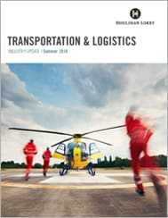 Transportation & Logistics Industry Update – Summer 2018
