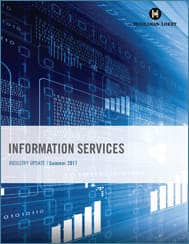 Information Services Industry Update | Summer 2017