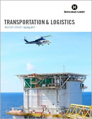 Transportation & Logistics Industry Update | Spring 2017