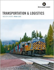 Transportation & Logistics Industry Update | Winter 2018
