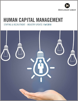 Human Capital Management Industry Update – Fall 2018