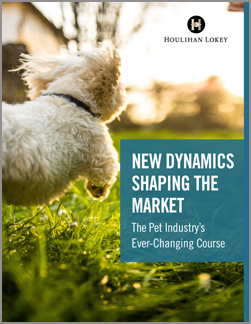 The Pet Industry's Ever-Changing Course
