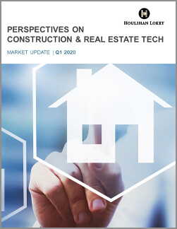 Perspectives on Construction & Real Estate Tech