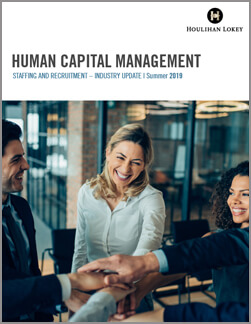 Human Capital Management Industry Update – Summer 2019