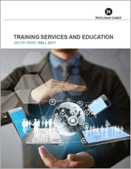 Training Services and Education Update | Fall 2017