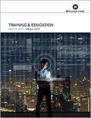 Training & Education Industry Update – Winter 2018