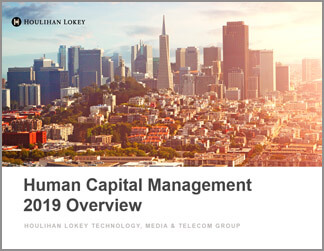 Human Capital Management Industry Updates | 2019 Overview