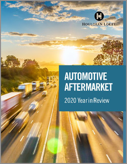 Automotive Aftermarket - 2020 Year in Review