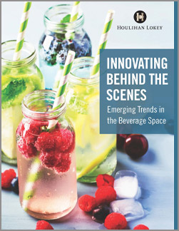 Innovating Behind the Scenes: Emerging Trends in the Beverage Space