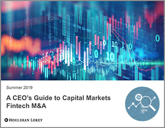 A CEO's Guide to Capital Markets