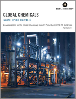Global Chemicals Market Update – COVID-19