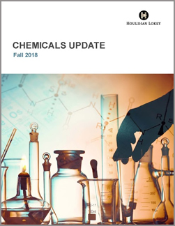 Chemicals Update – Fall 2018