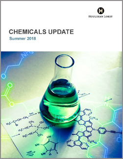 Chemicals Update – Summer 2018