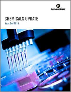 Chemicals Update – Year End 2019