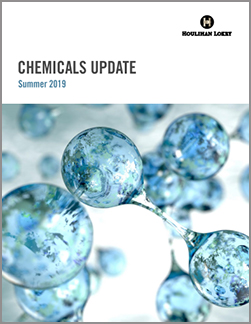 Chemicals Update – Summer 2019