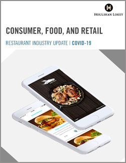 Restaurant Industry Update – COVID-19