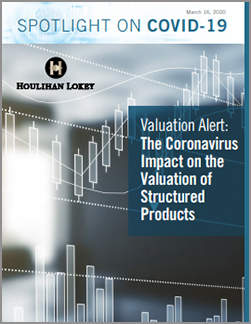 COVID-19 Impact on the Valuation of Structured Products