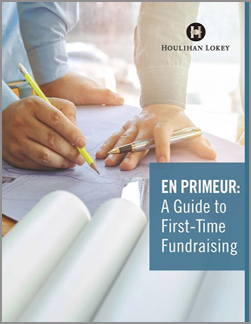 En Primeur: A Guide to First-Time Fundraising