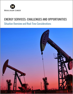 Energy Services: Challenges and Opportunities