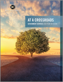 At a Crossroads: Government Services 2018 Year in Review