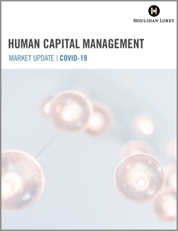 Human Capital Management Industry Update – covid-19