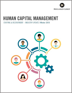 Human Capital Management Industry Update – Winter 2019