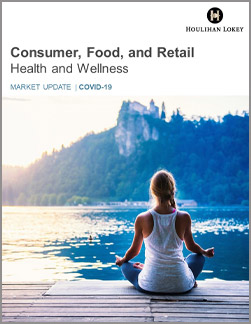 Consumer, Food, and Retail Health and Wellness Market Update – COVID-19