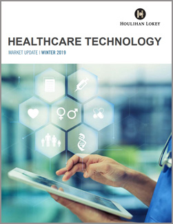 Healthcare Technology Market Update Winter 2019