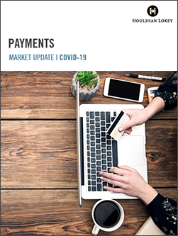 Payments Market Update  – COVID-19
