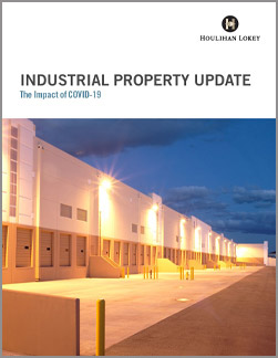 Industrial Property Update – The Impact of COVID-19