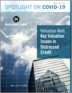 Key Valuation Issues in Distressed Credit