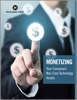 Monetizing Your Company's Non-core Technology Assets
