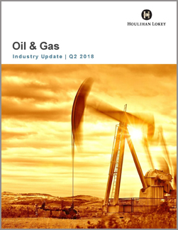 Oil & Gas Industry Update – Q2 2018