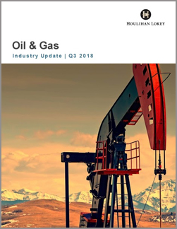 Q3 2018 Oil & Gas Industry Update