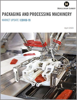 Packaging & Processing Machinery Industry Update | COVID-19