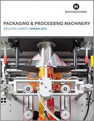 Packaging & Processing Machinery Industry Update | Spring 2018