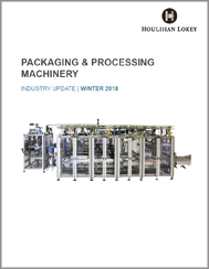 Packaging & Processing Machinery Industry Update – Winter 2018