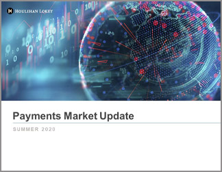 Payments Market Update – Summer 2020