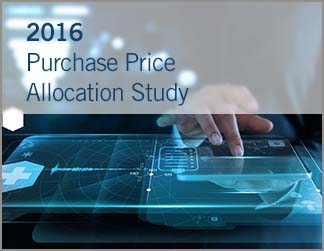 2016 Purchase Price Allocation Study