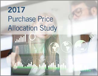2017 Purchase Price Allocation Study