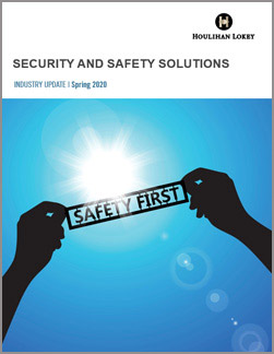 Security and Safety Solutions Industry Update – Spring 2020