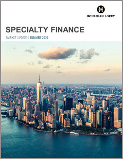 Specialty Finance Market Update – Summer 2020