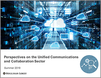 Perspectives on the Unified Communications and Collaboration Sector